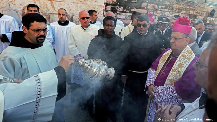Christen in Bethlehem