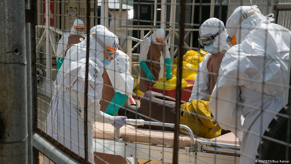 Ebola death toll goes past 8,000: WHO | DW | 05.01.2015