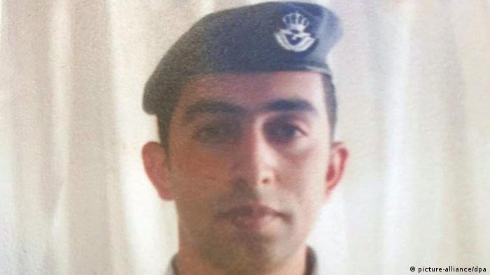 jordanischer Pilot festgenommen