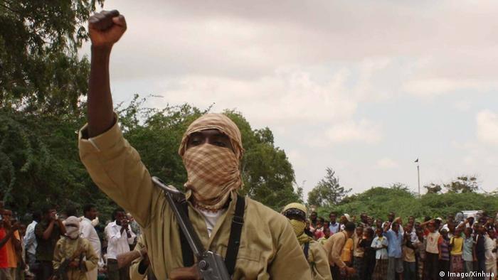 Al-Shabab in Somalia