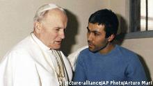 Papa 2. Jean Paul, Mehmet Ali Ağca'yı cezaevinde ziyaret etmişti