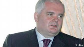 Stasi-Vorwurf gegen Chef von Pipeline-Konsortium Matthias Warnig