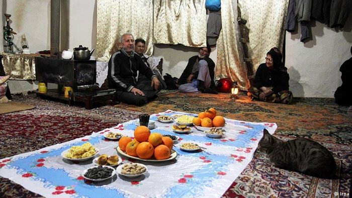 Yalda Nacht Iran