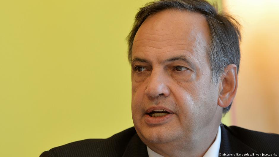 Флекенштајн  Никој во Европа не го поддржува Груевски