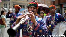 Brass Band in Indien
