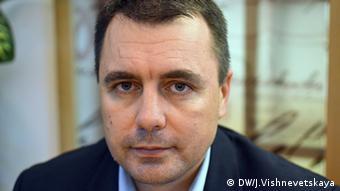 Anwalt aus Simferopol Jan Sapruta