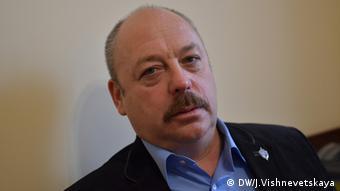 Глава антикоррупционного комитета Дмитрий Простаков