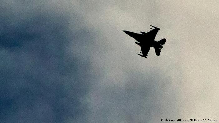 Luftangriffe der USA gegen IS