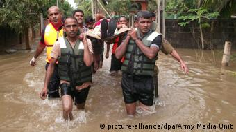 Sri Lanka floods 25.12.2014.