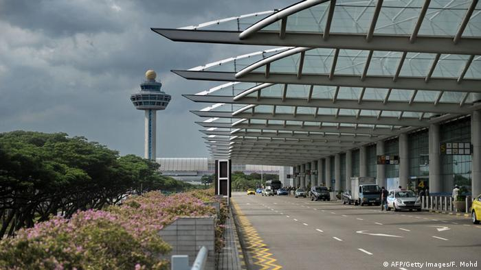 Changi Aeroporto Internacional de Cingapura