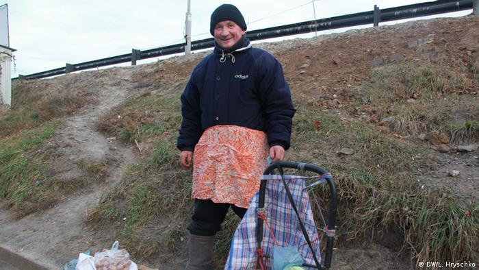 Ukraine Land und Leute Bewohner von Kiew