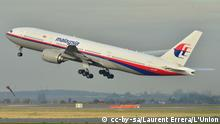 Malaysia Airlines Boeing 777-200ER