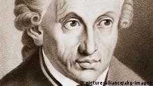 Symbolbild Aufklärung Imanuel Kant