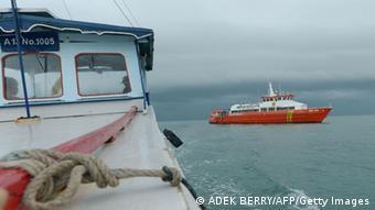 تیم جستجو و نجات برای یافتن هواپیمای مفقودشده شرکت ایرآسیا