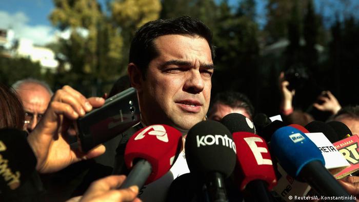 Alexis Tsipras 29. Dec. 2014
