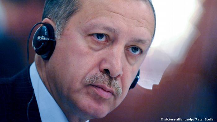 Recep Tayyip Erdogan (Foto: dpa)