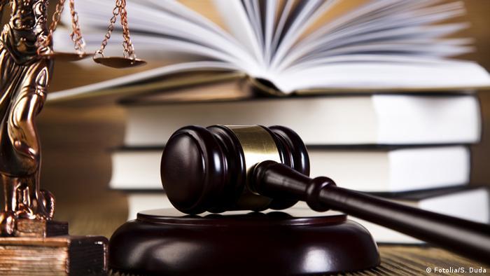 Symbolbild Gerechtigkeit