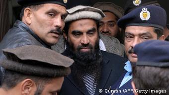 Zaki-ur-Rehman Lakhvi photo: AAMIR QURESHI/AFP/Getty Images