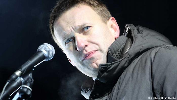 alexej nawalny kremlgegner moskau russland