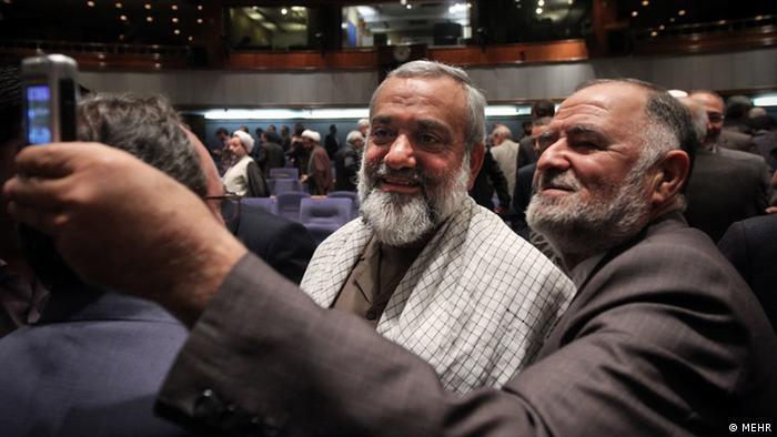 محمدرضا نقدی، معاون فرمانده سپاه پاسداران