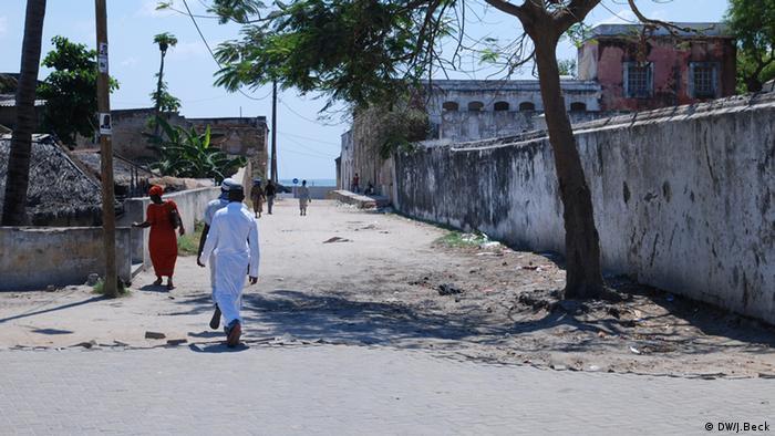 Ilha de Moçambique (DW/J.Beck)
