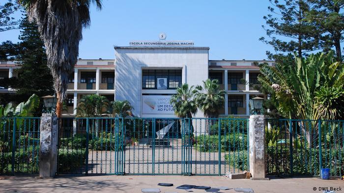Escola Secundária Josina Machel, Maputo (foto de arquivo)