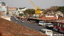 Maputo Handelsministerium (DW/J.Beck)