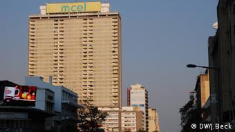 Maputo Stadtbild
