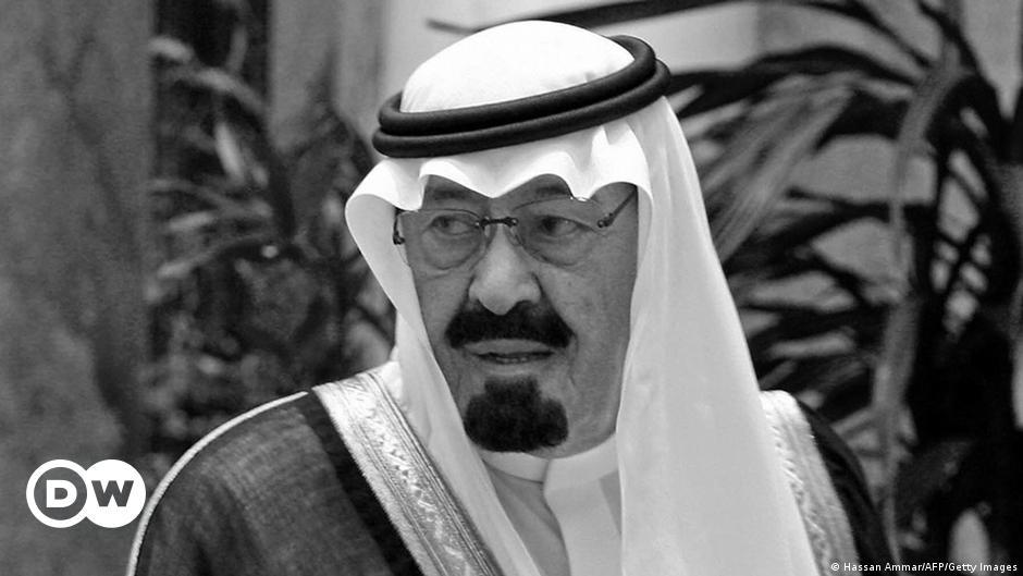 الملك عبد الله ر ب ان السفينة السعودية خلال عقد مضطرب سياسة واقتصاد تحليلات معمقة بمنظور أوسع من Dw Dw 23 01 2015