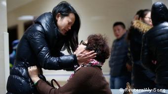 Neujahr Sylvester 31.12.2014 China Schanghai Unglück