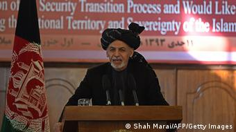 Afghanistan Ashraf Ghani1. Jan. 2015