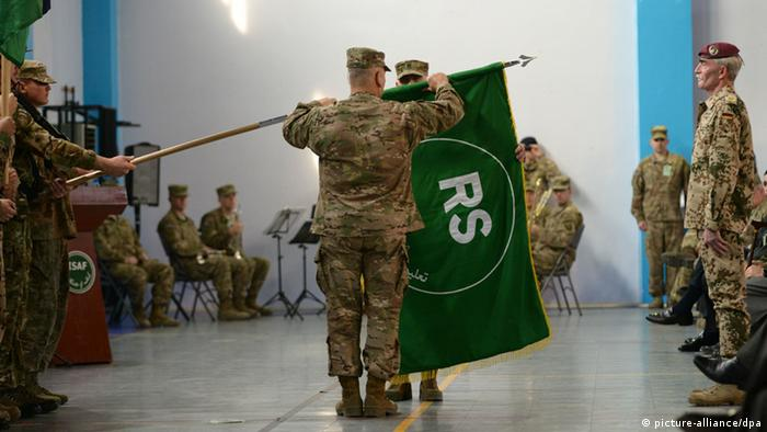 Afghanistan ISAF Truppe