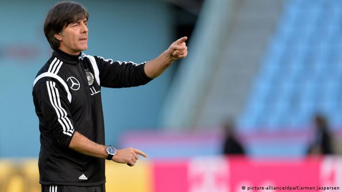 La renovación de la plantilla de la selección alemana le permitirá a Joachim Löw practicar otro fútbol.