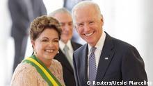 Amtseinführung Dilma Rousseff 01.01.2015