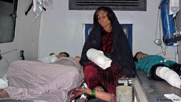 Afghanistan Anschlag bei Hochzeit