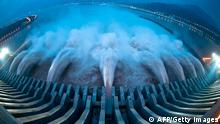 China Sandouping Drei-Schluchten-Talsperre (Foto: STR/AFP/GettyImages)