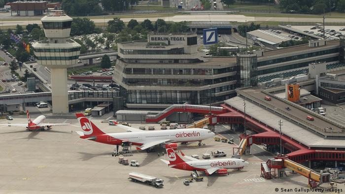 Flughafen Tegel in Berlin (Sean Gallup/Getty Images)