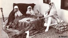 Bildergalerie Naser al-Din Schah und Frauen