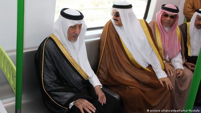 Saudi-Arabien Herrscherhaus