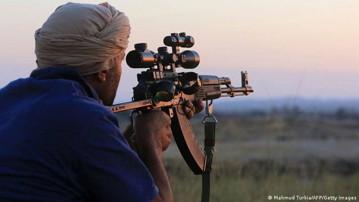Libyan troop