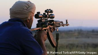 Libyen Kampf gegen IS