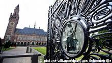 Niederlande Den Haag Friedenspalast Internationaler Gerichtshof IGH