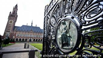 Niederlande Den Haag Friedenspalast Internationaler Gerichtshof IGH