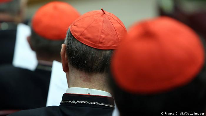 Symbolbild Papst ernennt neue Kardinäle 4.1.2015 (Franco Origlia/Getty Images)