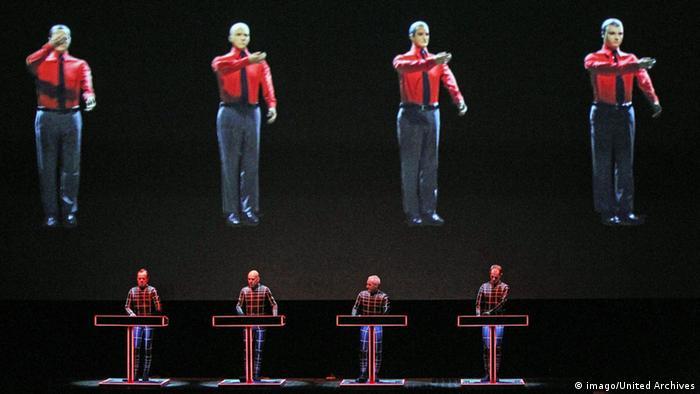 Einflussreiche deutsche Musiker: Kraftwerk (imago/United Archives)