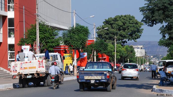 Mosambik Nampula Stadtzentrum