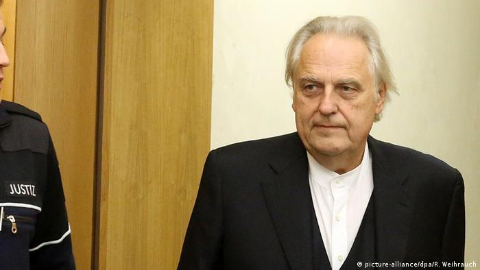 Deutschland Prozess gegen Kunstberater Helge Achenbach in Essen