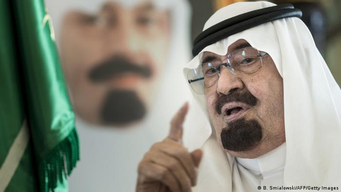 Abdullah bin Abdulaziz al-Saud (B. Smialowski/AFP/Getty Images)