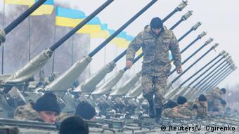 Через події на Донбасі реформи в сфері оборони котрий рік називають терміновими