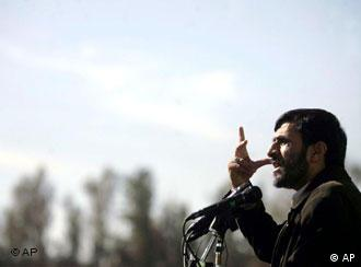 Mahmoud Ahmadinejad has said the Holocaust is a myth